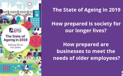 How prepared are businesses to meet the needs of older employees?